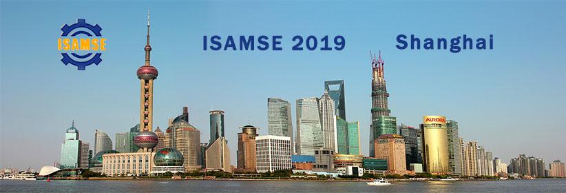 ISAMSE 2019-第四届材料科学和工程进展国际研讨会